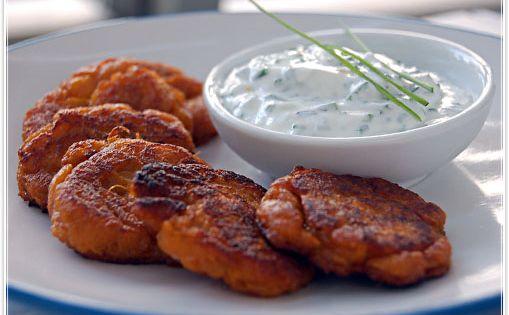 Sweet potato patties, Potato patties and Potatoes on Pinterest