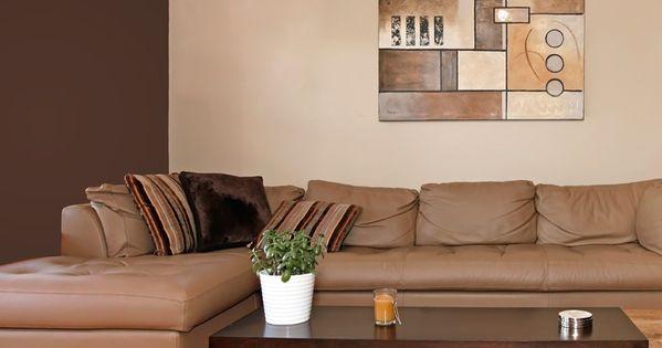 Colores c lidos llenen de confort tu sala pinturas for Colores de pintura para sala