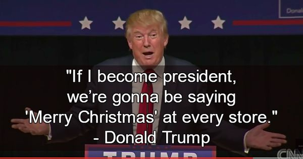 Image result for Trump Christmas