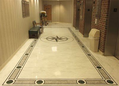 Elegant And Clean Floor Tile Patern Design Floor Tile Design