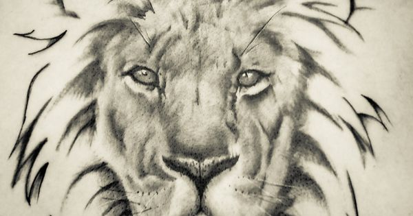 Lion Tattoo Ideas 5 Lion King of the Jungle Tattoo Ideas