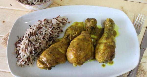 Pollo tandoori cocina red facilisimo pinterest - Comidas con pollo faciles ...