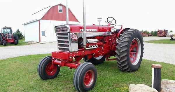 V8 Antique Tractors : Ih v just cool tractors pinterest tractor