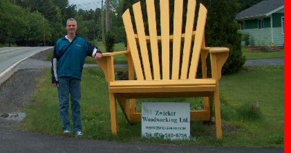 Adirondack Chair Bridgewater Nova Scotia Nova Scotia