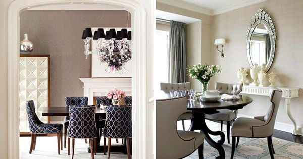 Comedores elegantes ideas para decorar el comedor for Ideas para decorar el comedor