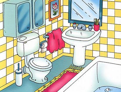 L minas tem ticas de expresi n oral el ba o http www for Imagenes de cuartos de bano