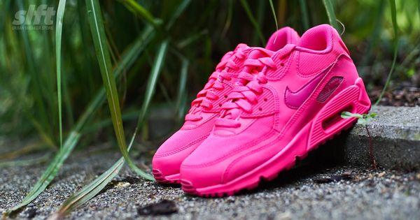 Nike Air Max 90 Yeezy 2 Hyper Pink Vivid Pink