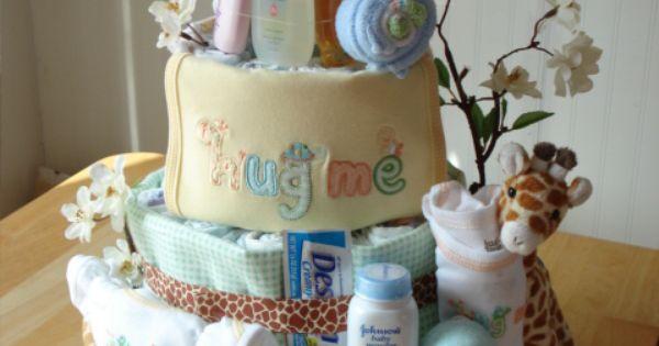 more diaper cakes