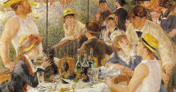 Top Ten Most Famous Paintings of the World | Renoir ...