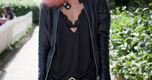 all black street style - Buscar con Google
