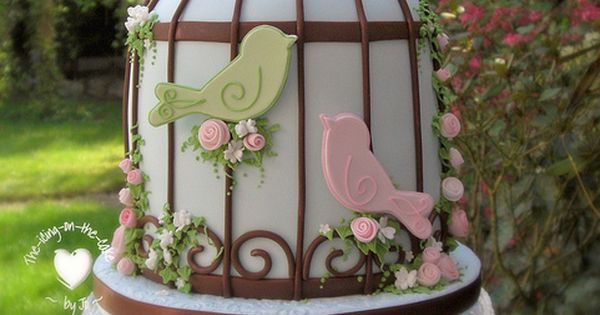 love maybe with moreeeee to is and initials Special Wedding Cakes ♥