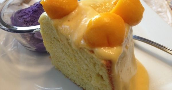 Mango Cobbler With Cake Mix