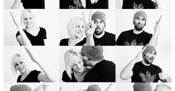 Such a cute idea for an engagement picture! :-) I love this!!
