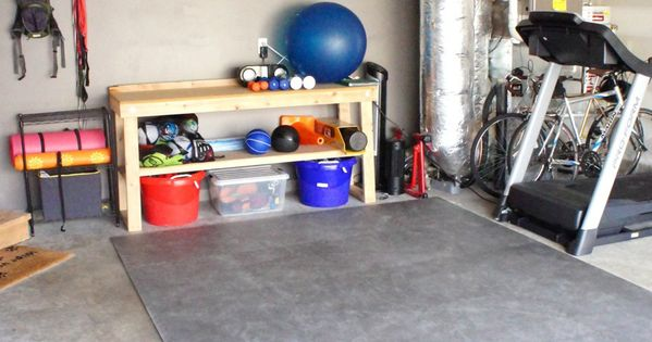 Pretty dubs how to build a home gym basement revamp
