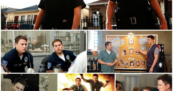 Channing Tatum in 21 jumpstreet