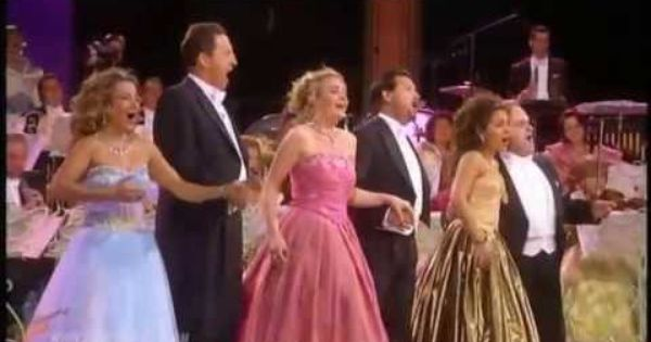 Andre Rieu The 100 Greatest Moments Part 2 Youtube