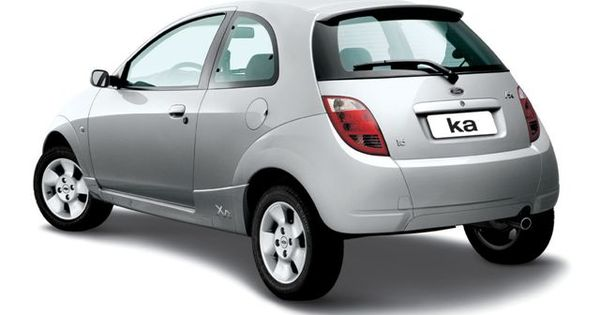 Ford Ka Red Black Or Silver Carros