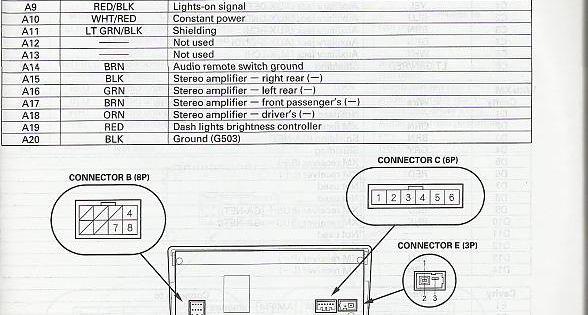Element Audio System Integration Wiring Diagram Honda Element Car Audio Installation Audio System