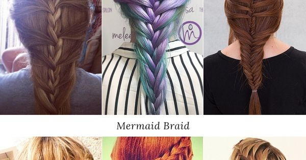 There are so many different braids out there — how many can