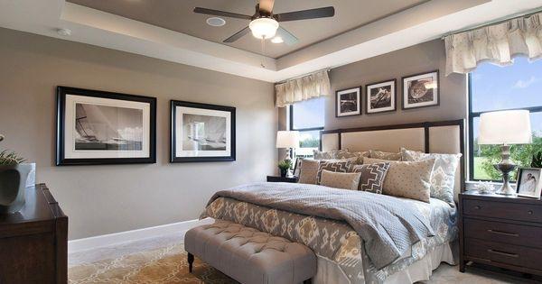 Great Transitional Master Bedroom With Carpet Flush Light In Fort Myers Fl Master Bedroom Lighting Master Bedroom Design Stylish Master Bedrooms