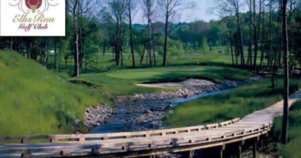 29 For 18 Holes With Cart And Range Balls At Elks Run Golf Club Near Cincinnati Ohio Www Groupgolfer Com Golf Courses Golf Golf Clubs