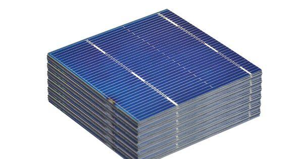 Sunyima 100pcs Solar Panel Solars Cell 52x52mm 0 5v 0 46w Color