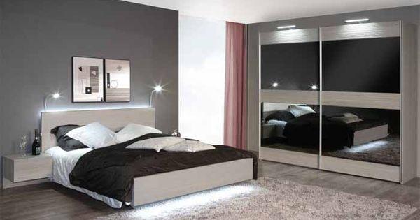 moderne slaapkamer met boxspring - google zoeken   slaapkamer, Deco ideeën