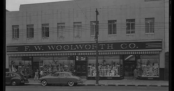 F W Woolworth Co wntown Main St Lexington KY