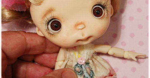 Blythe sister,ob11cm body,mini doll,Holala friend,Ppinkydolls Baby Lala