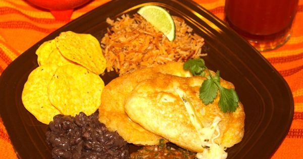 Chile Rellenos Recipe Mexican Food Recipes Recipes Rellenos Recipe