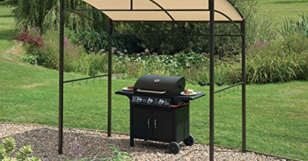 Bbq Shelter Gazebo Ideal Uk Barbecue Accessory Protection From The Weather Http Www Amazon Co Uk Dp B00vgbpjzs Ref Cm Sw R Pi Awdl Qzgixb3ha6 Con Imagenes Metal Comedores