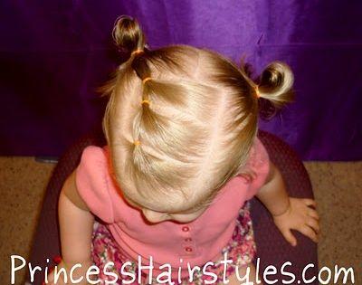 Baby girl hairstyles :) girl hair