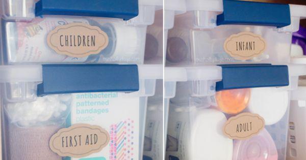 Oval Medicine Cabinet Makeover