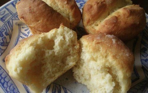 Gluten Free dinner rolls glutenfree