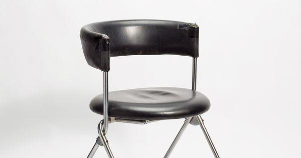 Werner blaser stuhl 1960 chairs pinterest metals for Stuhl design holland