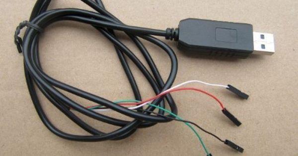 Pl2303hx Usb To Ttl To Uart Rs232 Com Cable Module Converter By 365buying 9 30 1x Pl2303hx Usb To Ttl To Uart Rs232 Fit F Car Electronics Electronics Usb
