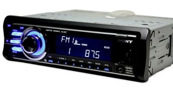 Brand New Sony Xplod Cdx Mp3 Receiver With 52x4 Watt Amp And Usb