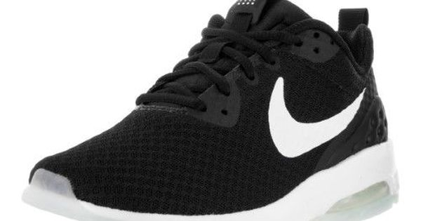 Nike Women's Air Max Motion LW BlackWhite Training Shoe 6.5