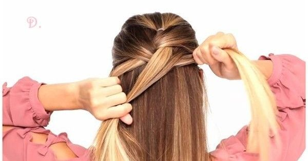 10 Braided Hairstyles For Long Hair: 10 French Braids Hairstyles Tutorials: Everyday Hair