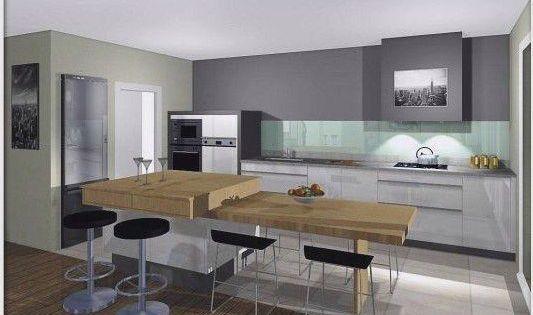 Meilleur De Hauteur Standard Plan De Travail Cuisine Dimension Meuble Cuisine Cuisine Moderne Design Plan De Travail Cuisine