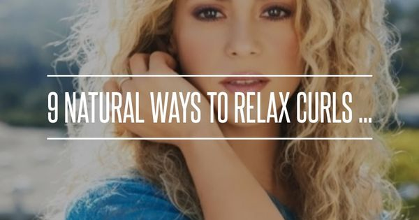 Natural Ways To Relax Hair 114