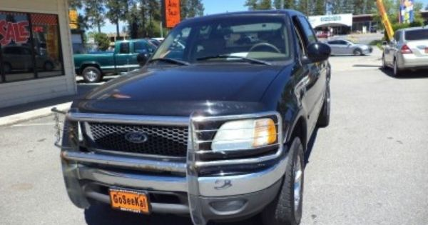 2002 Ford F 150 Supercrew Leather Xlt Shortbed 4wd 8 495 Cars For Sale Cars Trucks Ford F150