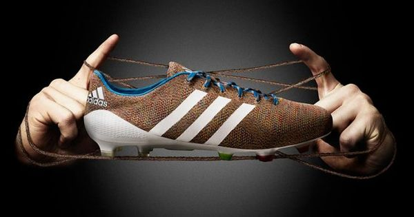 For the first time ever, the German athletic brand equipped a soccer boot with its Primeknit technology. Peep the Samba Primeknit here.