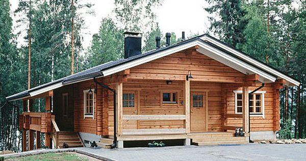 Casas de campo peque as buscar con google caba as - Cabanas de madera pequenas ...