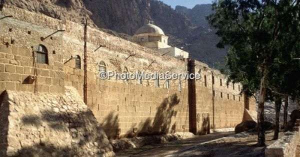 Mount Catherine Mount Catherine In Sinai Greek Monastery In Egypt I Have Been There Beautiful Egypt Travel World