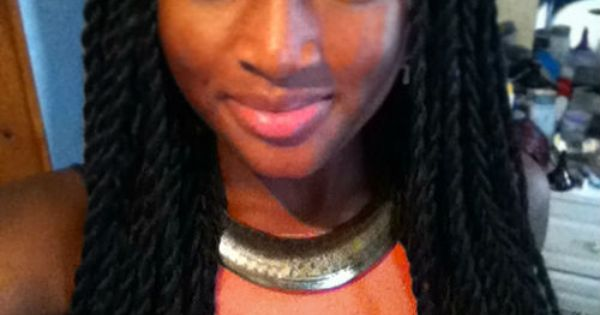 LOVE Box Braids ! Hair Pinterest Posts, I want and Senegalese ...