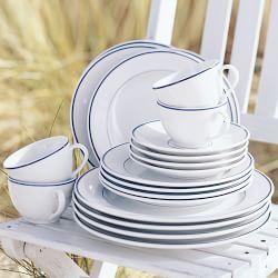Apilco Tradition Porcelain Dinnerware Place Settings Porcelain Dinnerware Dinnerware Porcelain Mugs