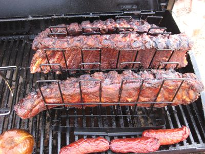 How To Smoke Ribs Yummy Pinterest Smoked Ribs And