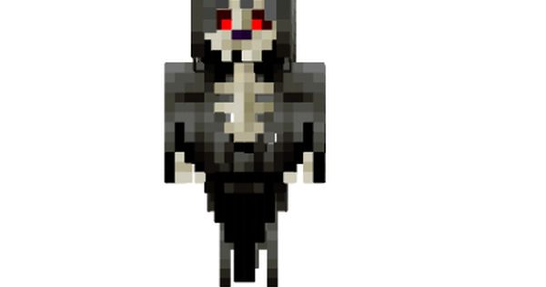 2 Ways To Install Mysterious Ghost Skeleton Skin Minecraft Skins Http Niceminecraft Net Category Minecraft Minecraft Skins Cool Minecraft Skins Minecraft
