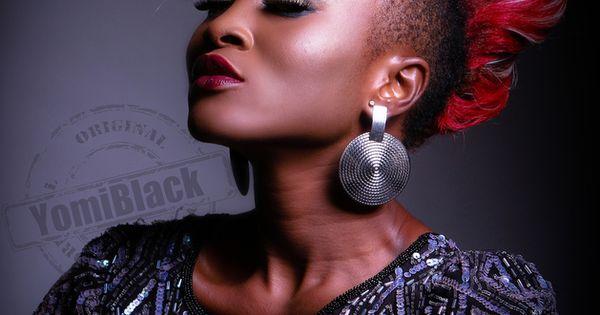 Only powerful women can wear this hair!! :-) | hair | Pinterest ...